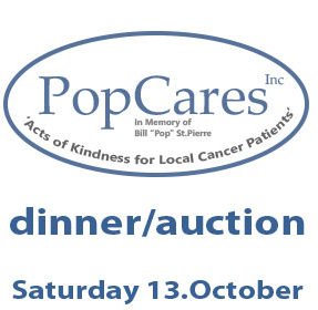 PopCares Dinner + Auction