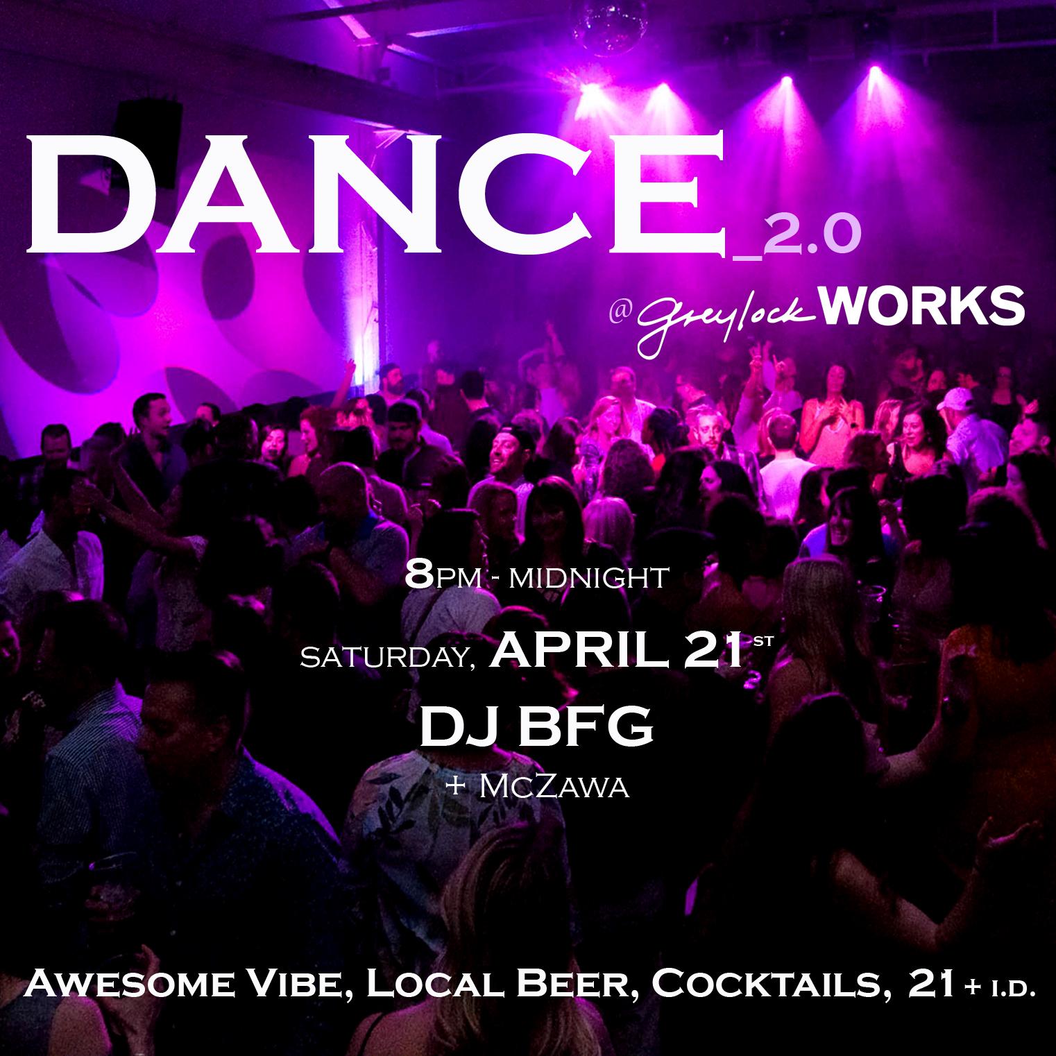 DANCE 04/21