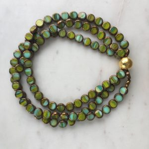 Lapis & Lime Jewelry