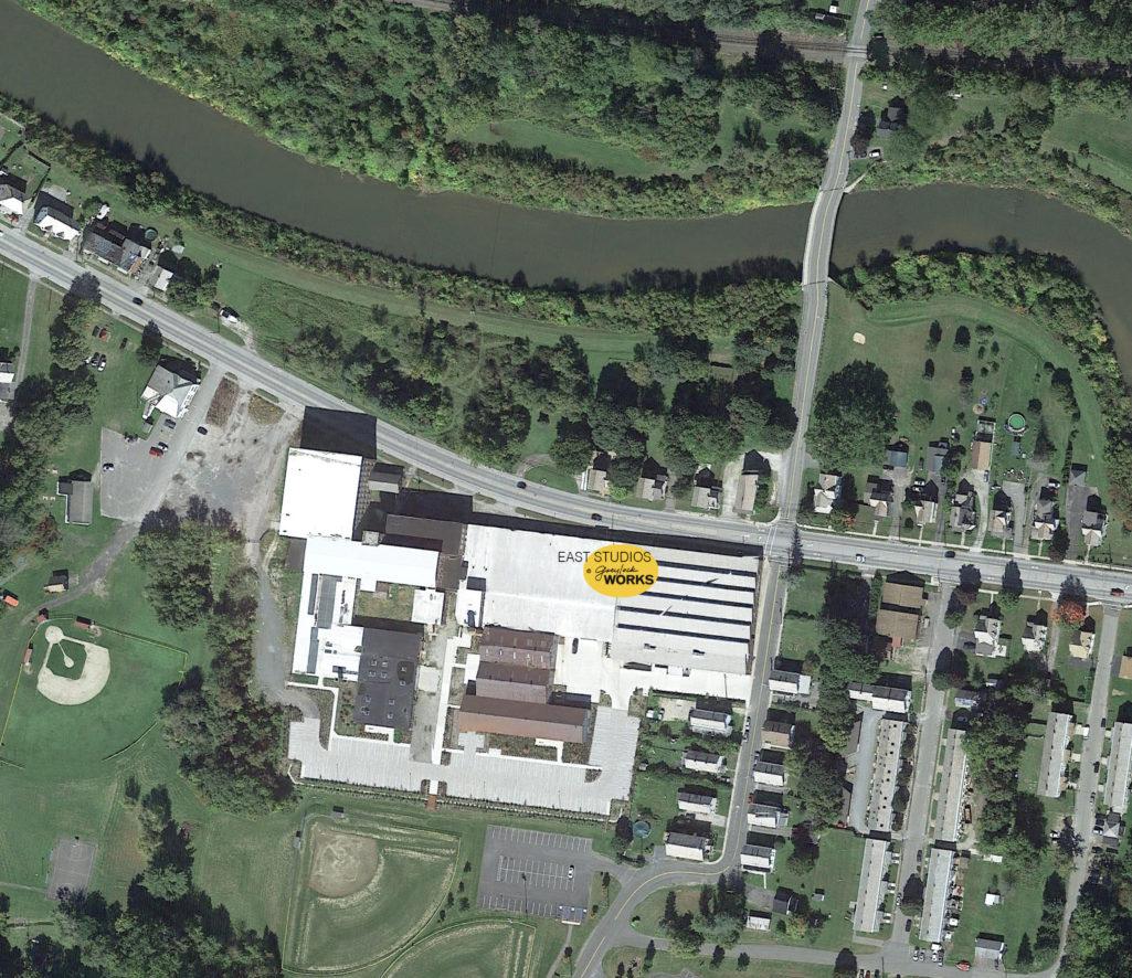 190118_Aerial image-Location