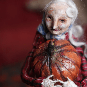 Art Dolls + Pop-Up Books